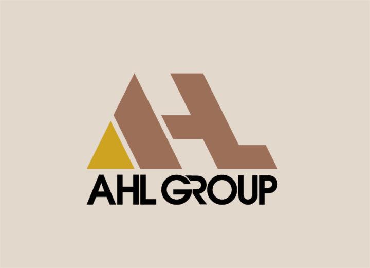Brand Identity Design for AHL Group