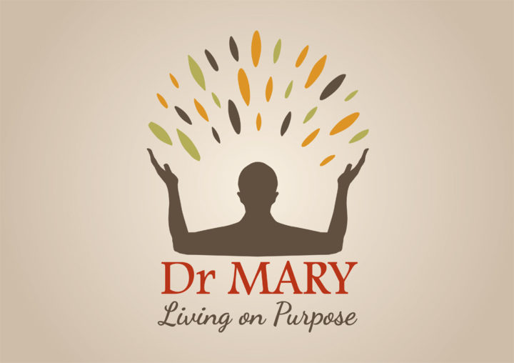 Brand Identity and Website design for Dr Mary – Living on Purpose