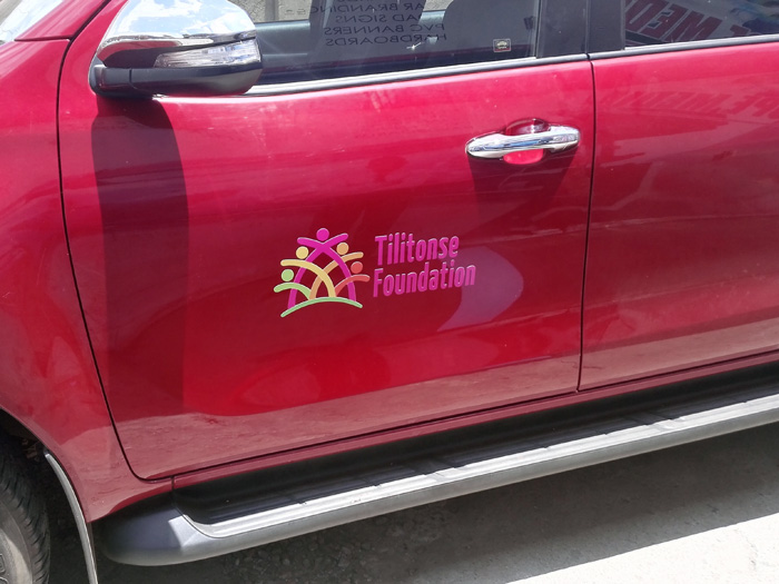 Brand Communication for Tilitonse Foundation