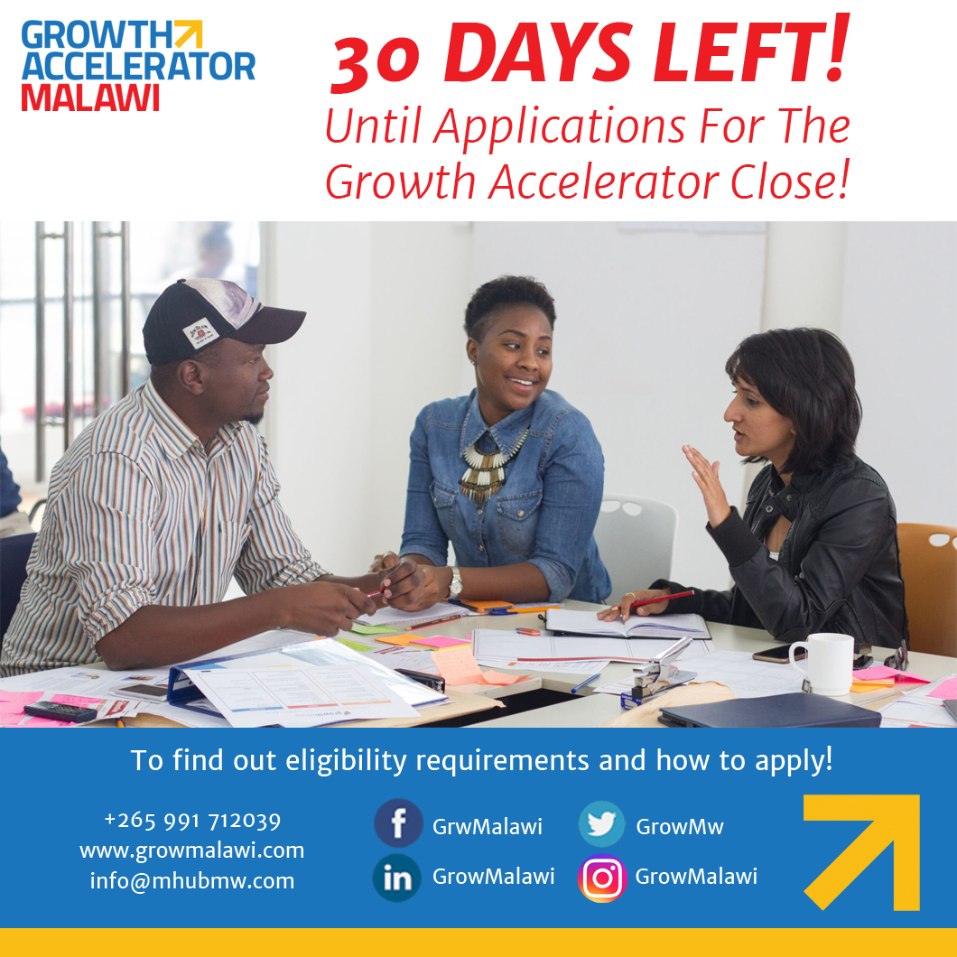 New brand identity for Growth Accelerator Malawi