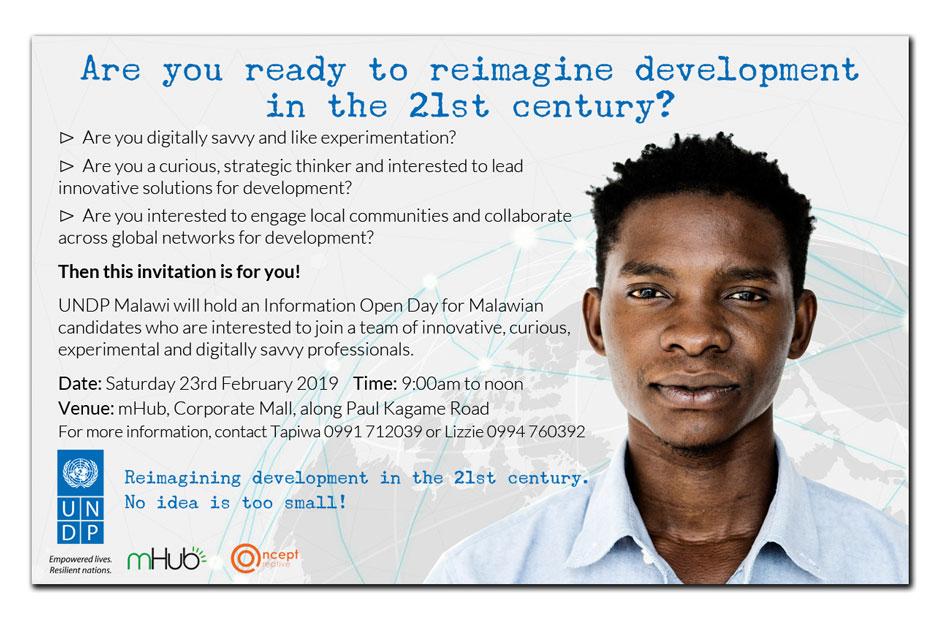 UNDP Malawi SDG Accelerator