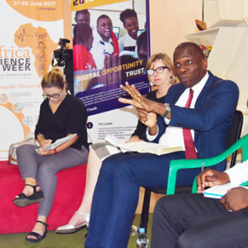 British Council and mHub roundtable