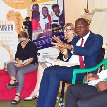 British Council Malawi and mHub roundtable on tech and social entrepreneurship