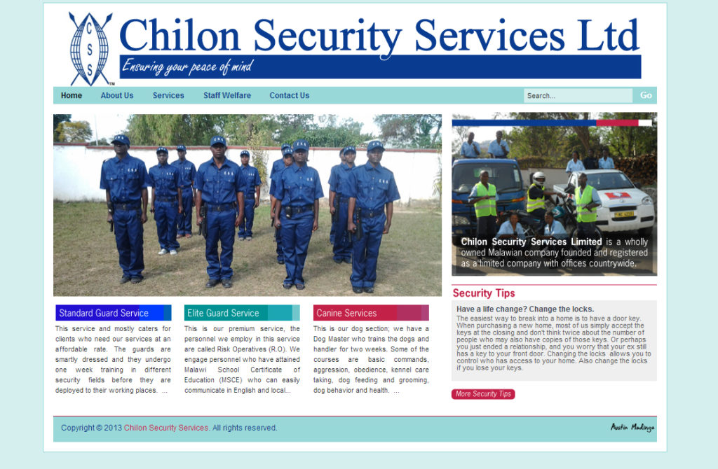 Chilon Security Services