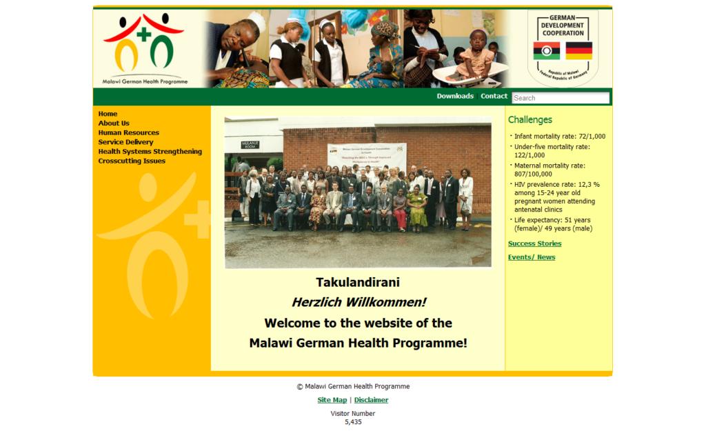 Malawi German Health Programme