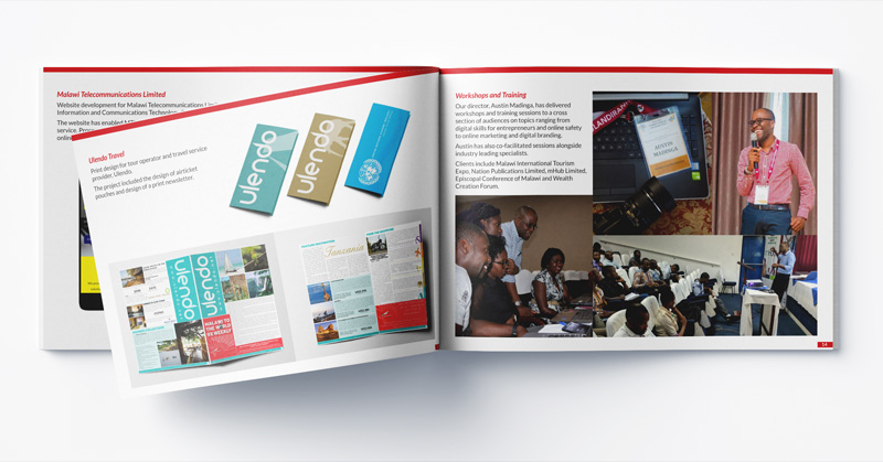 Project4 Brochure